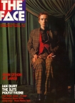 The Face John Lydon Cover Issue 8