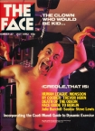 The Face Kid Creole Cover Issue 27