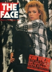 The Face Kim Wilde Cover Issue 23