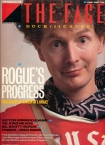 The Face Malcolm Mclaren Cover Issue 38