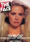 The Face Pamela Stephenson Cover Issue 18