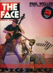 The Face Pigbag Cover Issue 25