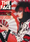 The Face Siouxsie Sue Cover Issue 22