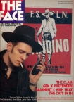 The Face The Clash Cover Issue 10