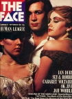 The Face The Human League Cover Issue 17