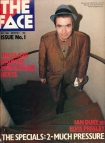 The Face The Specials Cover Issue 1