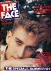 The Face The Specials Cover Issue 15