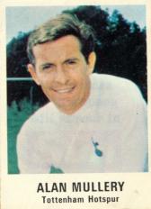 Alan Mullery Tottenham Hotspur