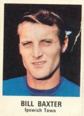Bill Baxter Ipswich Town