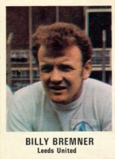 Billy Bremner Leeds United