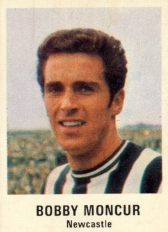 Bobby Moncour Newcastle United
