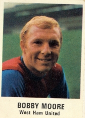 Bobby Moore West Ham United