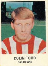 Colin Todd Sunderland