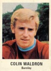 Colin Waldron Burnley