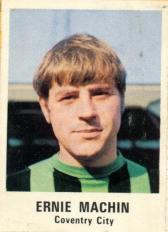 Ernie Machin Coventry City