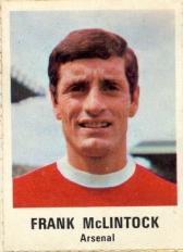 Frank Mclintock Arsenal