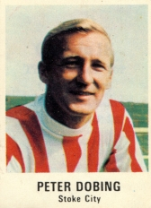 Peter Dobing Stoke City