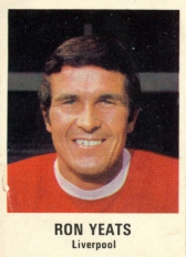 Ron Yeats Liverpool