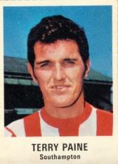 Terry Paine Southampton