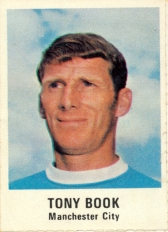 Tony Book Manchester City